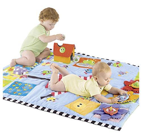 Tapete de Atividade Discovery Playmat Yookidoo