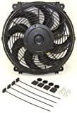 2012 Acura TSX A/C & Heating Parts - Hayden Automotive 3690 Rapid-Cool Thin-Line Electric Fan