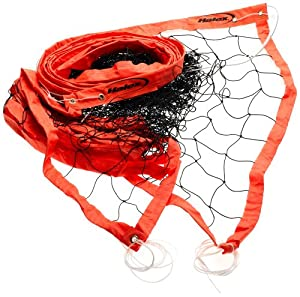 Halex Volleyball Net - Official Heavy Duty Cable (Orange) from Halex