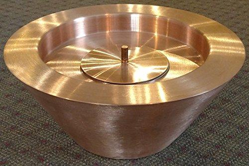 Gel Fuel Fire Bowl