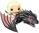 #4: Funko POP Rides: Game of Thrones - Dragon & Daenerys Action Figure