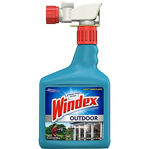 Windex Outdoor Glass and Patio Concentrated Cleaner 32 fl oz (Pack of 1)