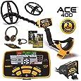 Garrett Ace 400 Metal Detector with Waterproof Coil Plus Free Accessories