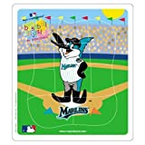Hunter Florida Marlins MLB Licensed 9-pc Puzzle for Toddlers