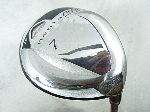 日本初の 【中古品】プロギア フェアウェイウッド フェアウェイ iD nabla(ナブラ) RS フェアウェイ RS iD オリジナルカーボン 7W B075HJ146X, エコガーデン:0a4b3c15 --- mail.fencepanelgrips.co.uk