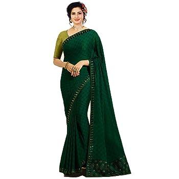 Tryme Fashion Cotton Silk Saree