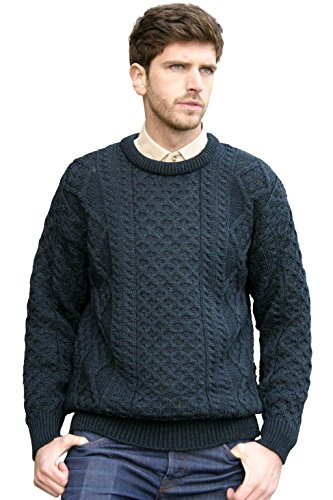 Other Brands Crew Neck Sweater Blackwatch ()