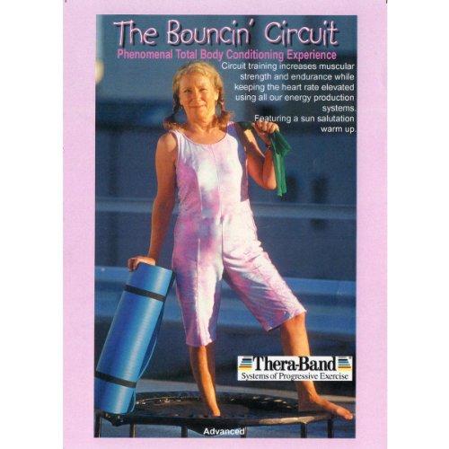 The Bouncin' Circuit - Mini Trampoline Workout