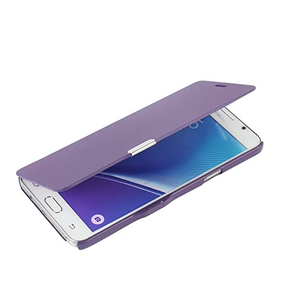 428f9c33e71488 Note 5 Case, Galaxy Note 5 Case, MTRONX™ Magnetic Ultra Folio Flip Slim
