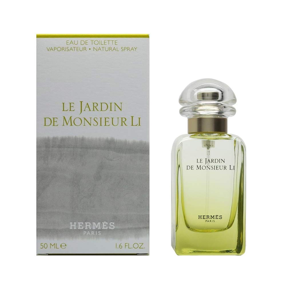 Hermes Le Jardin De Monsieur Li For Unisex Eau De Toilette 3 4 Ounce Multi Color Beauty