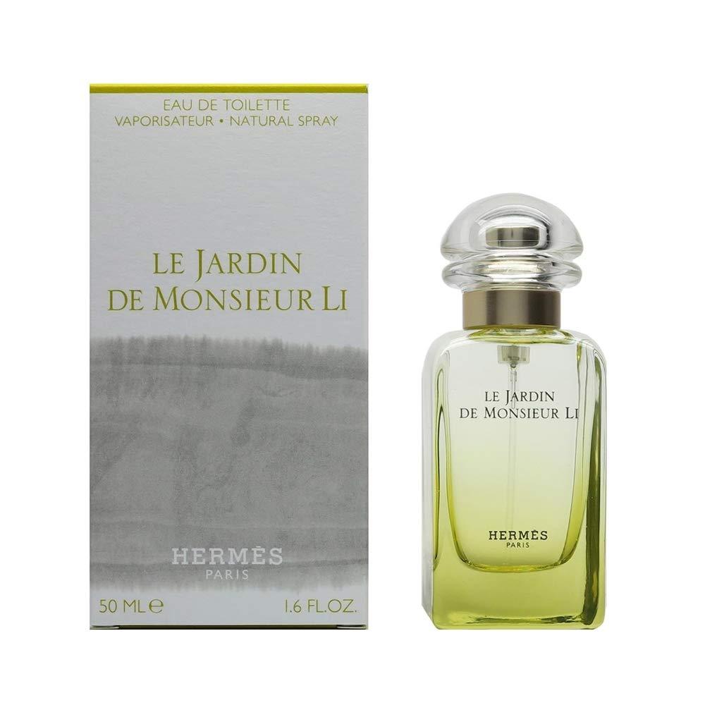 Hermes Le Jardin De Monsieur Li For Unisex Eau De Toilette 3 4 Ounce Multi Color Beauty