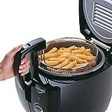 Presto 05442 CoolDaddy Cool-touch Deep Fryer - Black