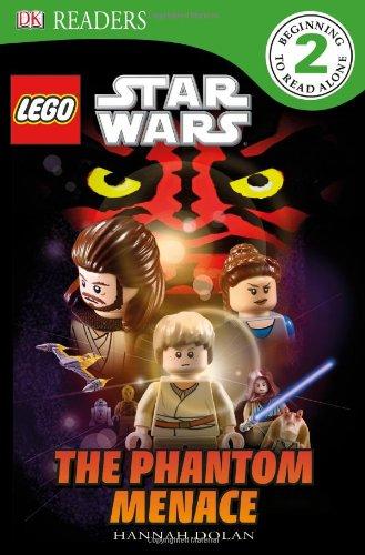 LEGO® Star Wars Episode I Phantom Menace (DK READERS) - Boys Star Wars Episode