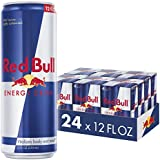Red Bull Energy Drink 24 Pack of 12 Fl Oz (6 Packs of 4)
