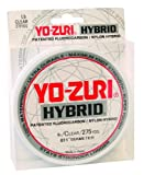 Yo-Zuri 275-Yard Hybrid Monofilament Fishing Line, Clear, 6-Pound Review