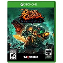 Nordic Games Battle Chasers Nightwar Xbox One