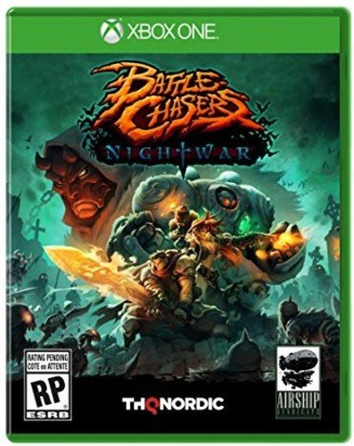 Battle Chasers: Nightwar - Xbox One (Best Randomly Generated Games)