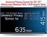 "Universal 25"" - 27"" - 16:9/16:10 Aspect Ratio"