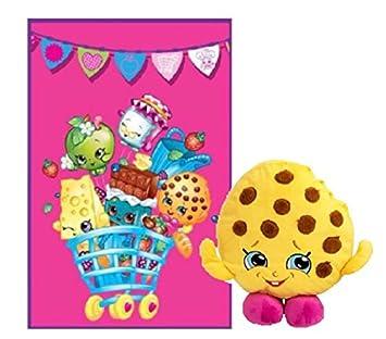 Shopkins Kookie Cookie Pillow Buddy by Disney Jay Franco /& Sons Inc 5986600
