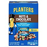 #4: Planters Trail Mix, Nuts & Chocolate M&M's, 7.5 Ounce Bags (Pack of 6)