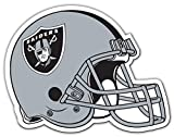 NFL Oakland Raiders Vinyl Magnet 12 x 12in