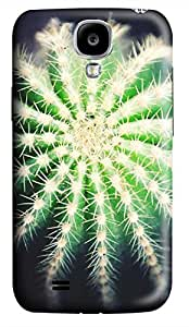 Samsung Galaxy S4 I9500 Hard Case - Plant Cactus Galaxy S4 Cases