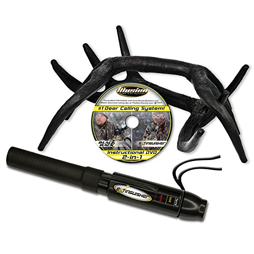 Illusion Systems Extinguisher/Black Rack Deer Rattling System Combo