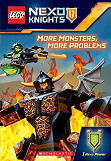 Book Cover: More Monsters, More Problems
