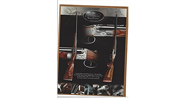 PRINT AD For 2012 Verney Carron Rifles at Amazon's Entertainment