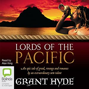 Lords of the Pacific Audiobook