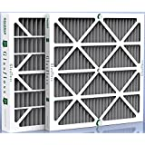 Santa Fe Force or Advance 2 or Ultra-Aire 98H Dehumidifier Odor Control Carbon 14 x 17.5 x 2 Filters - 12 Pack