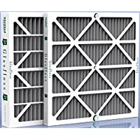SaniDry CX Dehumidifier Odor Ban Replacement Filter 15 3/4 x 10 1/4 x 1 12-Pack