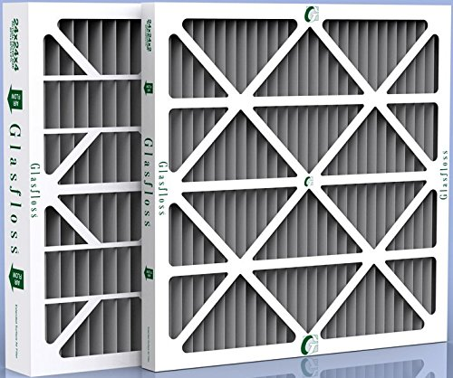 Honeywell DH65 or DR65 9 x 11 x 1'' Carbotron Replacement Filter 12-Pack by Honeywell