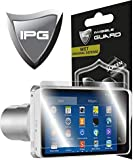 Samsung Galaxy Camera 2 Screen Protector with Lifetime Replacement Warranty Invisible Protective Screen Guard - Smooth / Self-Healing / Bubble -Free By IPG ®