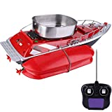Outdoor 220V Remote Control Fish Lure Boat Large Capacity Fish Finder Lure Boat