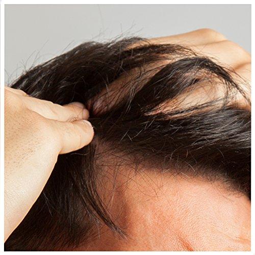 Fibras capilares Imperio - Para disimular la caída de cabello - Microfibras naturales de algodón resistentes - Rubio oscuro: Amazon.es: Belleza