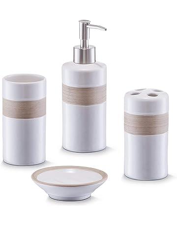 Juegos de accesorios de baño | Amazon.es