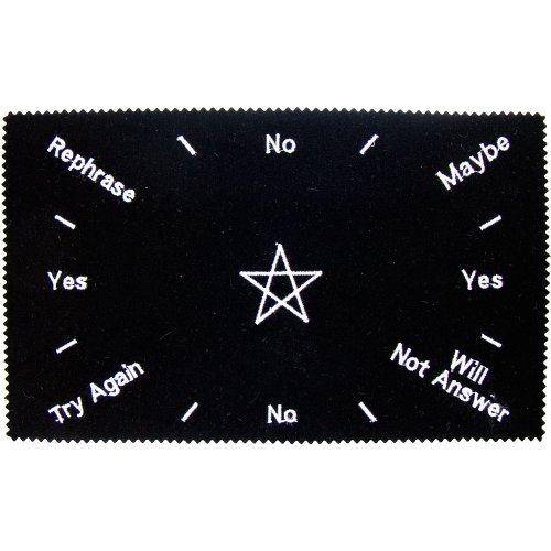 Wiccan/ Pagan Pendulum Mat ()