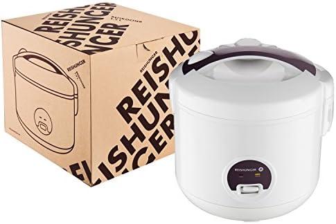 Reishunger Hervidor de arroz/arrocera (1,2l/500W/220V), función de ...