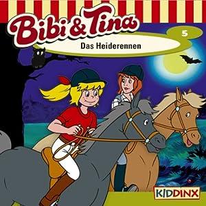 Das Heiderennen (Bibi und Tina 5) Hörspiel