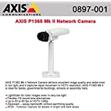 AXIS Communications 0897-001 P1365 Mkii 1080P Fixed