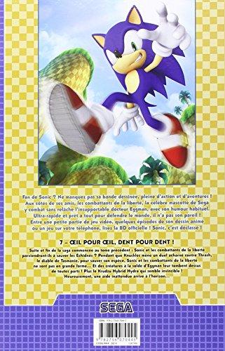Sonic T7 - oeil pour oeil, dent pour dent !