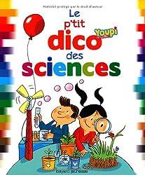 Le p'tit dico des sciences