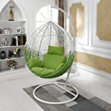 QTQZ A general swing seat cushion thick nest hanging chair back-H
