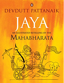 Amazon my gita ebook devdutt pattanaik kindle store jaya an illustrated retelling of the mahabharata fandeluxe Image collections