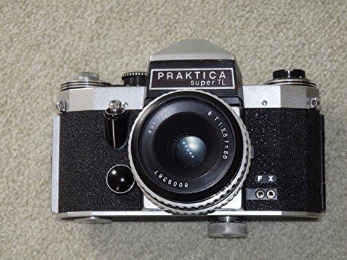 Fotos - Praktica Super TL incl. Objetivo de Jena T 1: 2.8 F=50 ...