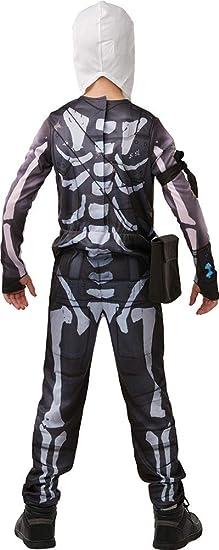 Fortnite - Disfraz Skull Trooper para niños, 13-14 años (Rubies ...