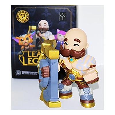 Funko Mystery Mini Figures League of Legends - 1 Random Figure: Toys & Games