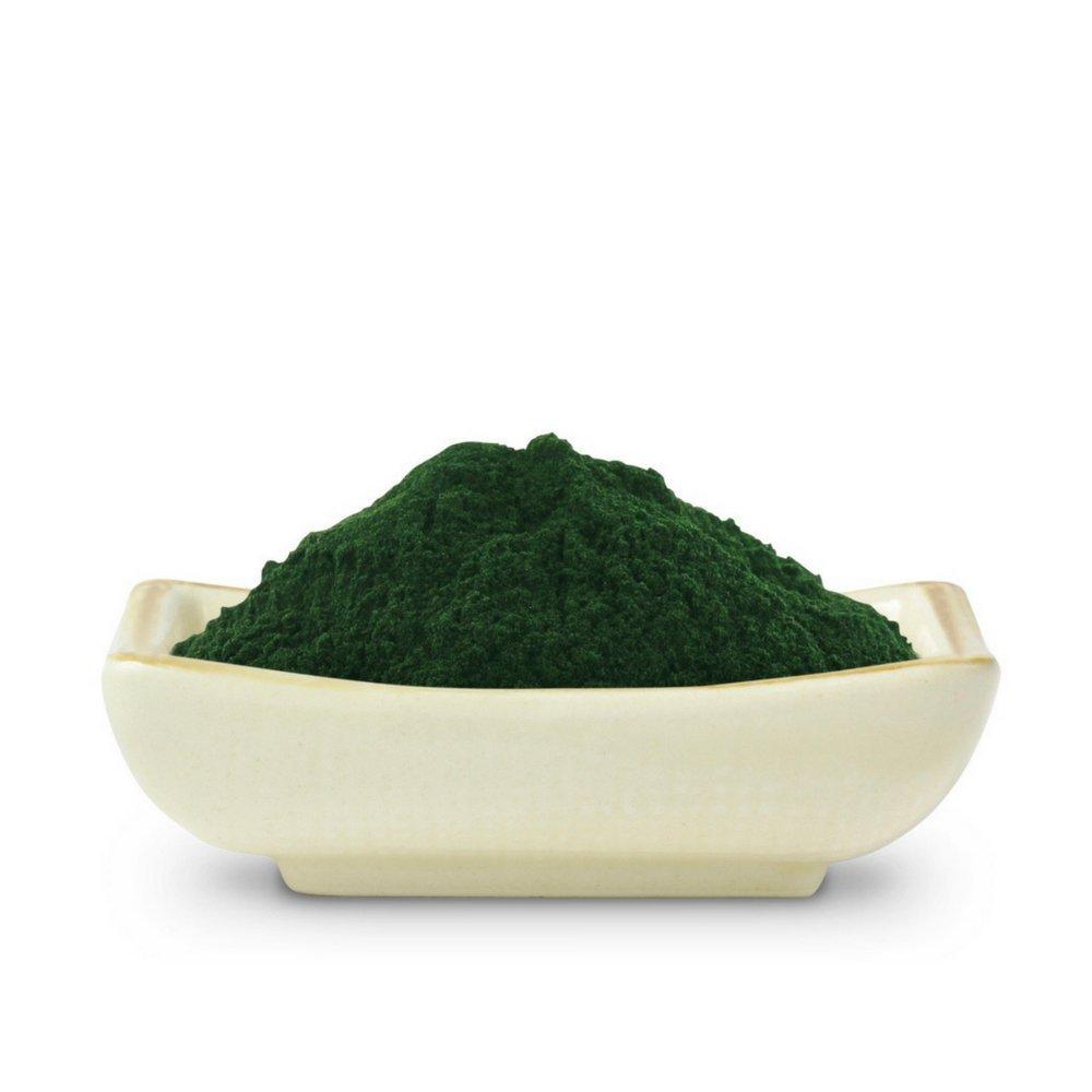 Organic Spirulina Powder, 1 Lb