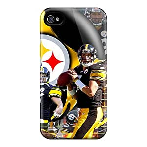 SherriFakhry Iphone 6plus High Quality Hard Phone Case Allow Personal Design Colorful Pittsburgh Steelers Series [Efg7497JRgn]